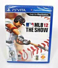 MLB 12: La Show ( sony PLAYSTATION Vita , 2012) Nuevo Precintado (Baseball)