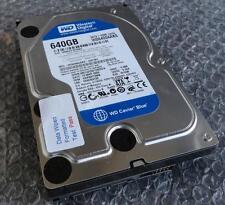 640GB Western Digital WD Caviar Blue wd6400aaks-00a7b2 disco fisso SATA (D180)