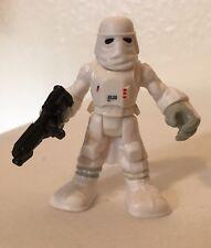 Playskool Star Wars Galactic Heroes SNOWTROOPER mini figure Hoth stormtrooper