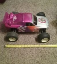 Used vintage MRC Buggy? RC car for parts or repair Truck Ford Decals