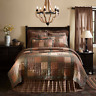CROSSWOODS QUILT SET & ACCESSORIES. CHOOSE SIZE & ACCESSORIES. VHC BRANDS