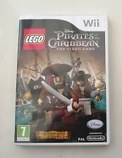 LEGO PIRATES OF THE CARRIBEAN WII PAL