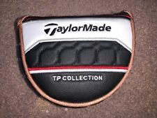 *VERY GOOD* TAYLORMADE GOLF TP COLLECTION MALLET COPPER PUTTER HEADCOVER