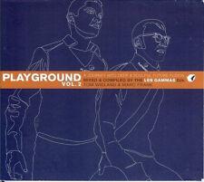 PLAYGROUND 2 = Gammas/Hefner/Emo/Butti/Homelife/Skitz/PCS...= NU JAZZ DOWNTEMPO
