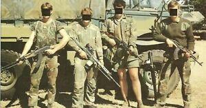SELOUS SCOUTS  Anti-Terror Einheit Rhodesien - seltener Film LESEN !!!  KSK SAS