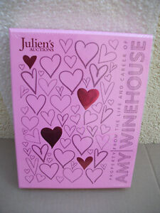 Juliens Auction Auktion Katalog Property from life and career of Amy Winehouse