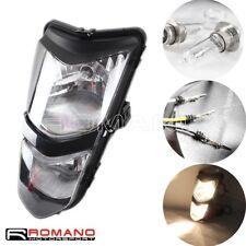 ATV Quad Running Headlight Assembly For Suzuki Quadsport LT-Z400 LT-Z400Z 03-08