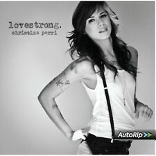 Christina Perri Lovestrong 2011 Atlantic 12 Track Enhanced CD Album EX