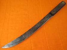 Old Henckels Twin Works 12 inch Carbon Steel Butcher Knife