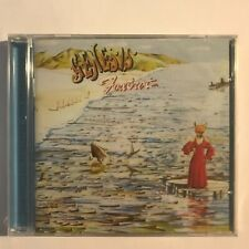 Genesis foxtrot 2008 digital remaster and stereo mix cd neuf sous blister