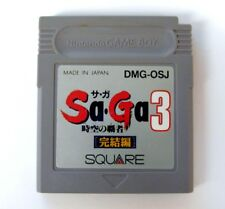 Sa.Ga 3 - Jeu pour Gameboy - Game for Nintendo Gameboy