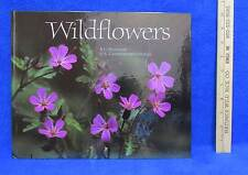 Wildflowers Coffee Table Book Hard Cover USPS Post Office US Stamp Sheet Set