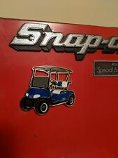 Golf Cart magnet/for your Snapon toolbox (painted metal)