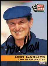 Don Garlits Pro Set NHRA Authentic Hand Signed Autographed Trading Card NM-MT
