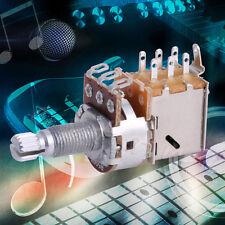 B500K Électrique Basse Guitare Pousser tirer Monter Contrôle Interrupteur boîte