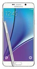 New Overstock Verizon Samsung Galaxy Note 5 SM-N920V 32GB White Smartphone