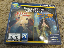 Big Fish Redemption Cemetery 2 Games Pack- PC