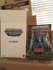 HE-MAN & THE MASTERS OF THE UNIVERSE CLASSICS ICARIUS NEW WITH MAILER BOX