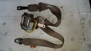 Proton Gen 2 Left Front Seatbelt and Stalk 10/2004-01/2014