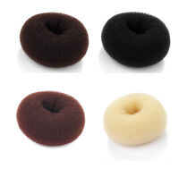 Small Fashion Hair Donut Bun Ring shaper Doughnut Style Updo - 6.5cm