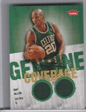 2008-09 FLEER #GC-RA RAY ALLEN JERSEY BOSTON CELTICS 2187