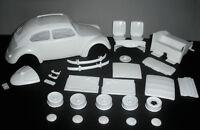 1949 VW SPLIT WINDOW SUNROOF RESIN CONVERSION KIT! for 1/24 TAMIYA 1966 VW KITS