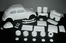 1949 VW SPLIT WINDOW SUNROOF RESIN CONVERSION KIT! for 1/24 TAMIYA 1966 VW KITS
