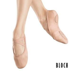 SALE 50% OFF -  Bloch Zenith Split Sole Stretch Canvas Ballet Shoe