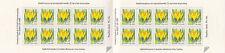FINLAND BOOKLET : 1993 Iris self-adhesive pane  complete SG SB36 MNH