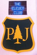 Pearl Jam Sticker Rare Club Die Cut Forest Badge Seattle WA MINT LP CD Art New &