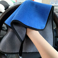 Car Wash Microfiber Towel Auto Cleaning Drying Cloth Hemming Super Absorbent ld