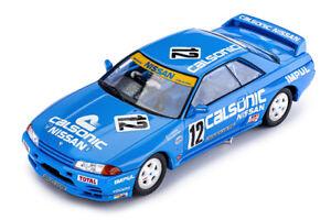 Slot.it CA47B Nissan Skyline GT-R winner JTC 1993 Calsonic - 1:32 scale slot car
