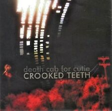 """Death Cab For Cutie - Crooked Teeth Part 1of 2 7"""" GREEN Vinyl In Poster Sleeve"""