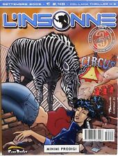 FUMETTO L'INSONNE N.3 2005 FREE BOOKS