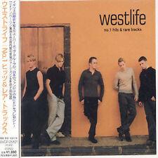 Westlife - No.1 Hits & Rare Tracks (CD, BMG, Japan Import, AM) BN Sealed