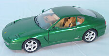 Ferrari 456 Gt 1992~ Gold Collection~ 1/18 Scale Die-Cast Car~ Displays Great~