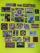 32 Ultra FC St. Pauli Celtic Aufkleber Sticker Hamburg Ultras Supporters