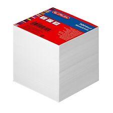 Herlitz  Notizklotz Zettelklotz Notizpapier 900 Blatt 9x9CM WEISS 146225
