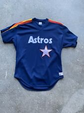 Vintage 80s Houston Astros Rawlings Jersey Sz. 46