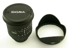 SIGMA Nikon 17-35 17-35mm F2,8-4 AF D Aspherical EX Vollformat digital analog 19