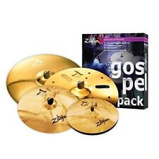 Zildjian AC801G A Custom Gospel Pack 5 Cymbal Set