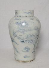 Blue and White  Porcelain  Vase      M2972