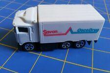 Hot Wheels HAULERS Box Delivery Truck SAV-ON OSCO DRUG 1991 loose