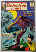 Detective Comics No. 298 1961 w/Batman and 1st modern appearance Clay Face