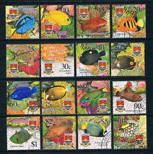More details for kiribati 2002 tropical fish o/fu commercially sg 635-50