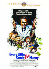 Every Little Crook and Nanny [New DVD] Manufactured On Demand
