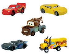 Official Bullyland Disney Cars Figures Figurines Toys Cake Topper Toppers Toy