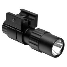 NcStar 1W 110 Lumen Pistol Rifle Weaver/Picatinny Rail Compact LED Flashlight