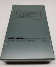 Crestron Cneci-4 Cresnet Motor Control interface 4-channel 120/230Vac enclosure