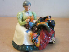 "Vintage 1953 Royal Doulton ""The Wardrobe Mistress"" #2145"